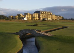 St. Andrews Old Course Hotel, inkl. Old Course in St Andrews, Schottland bei Golftime Tours