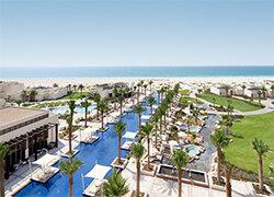 The Park Hyatt Abu Dhabi Hotel & Villas: auf Anfrage erhältlich in Saadiyat Island, Abu Dhabi, Vereinigte Arabische Emirate bei Golftime Tours
