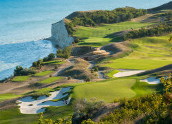 Thracian Cliffs Golf & Beach Resort: Ab € 890,- in Bozhurets, Bulgarien bei Golftime Tours
