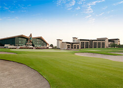 The Westin Abu Dhabi Golf Resort & Spa in Abu Dhabi, Vereinigte Arabische Emirate bei Golftime Tours