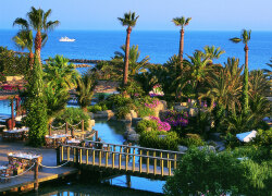 Annabelle Hotel: Ab € 1.229,- in Paphos, Zypern bei Golftime Tours